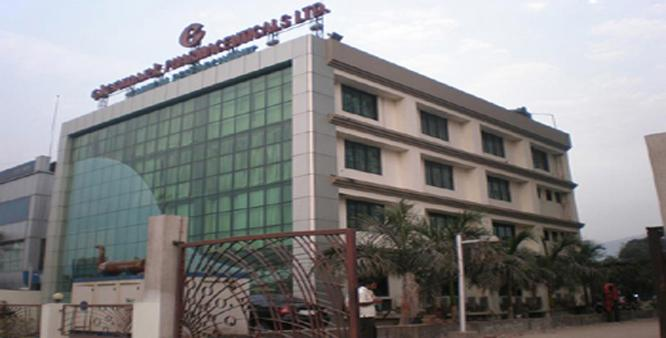 Glenmark Pharmaceuticals ltd. Main Office