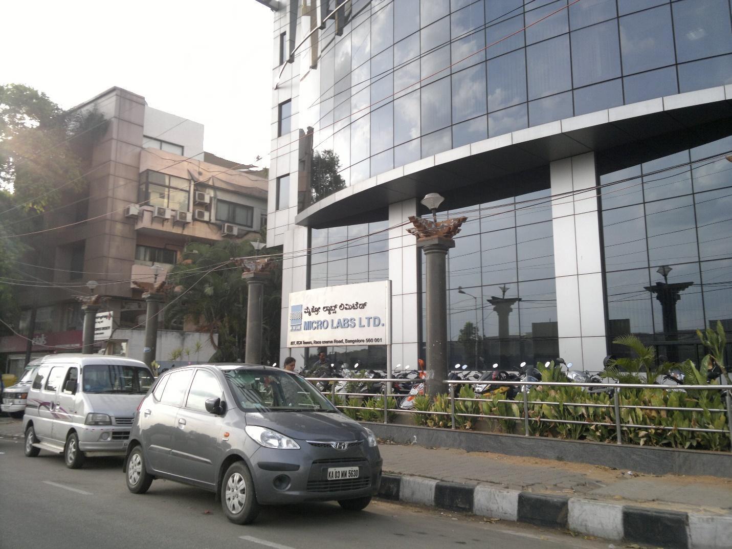 Micro Labs Ltd Main Office
