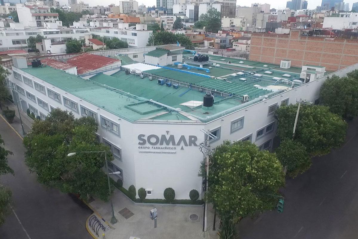 SOMAR Grupo Farmaceutico Office