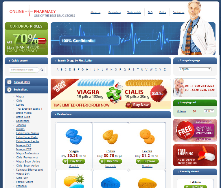 CanadaPharmacy24h.com Main Page