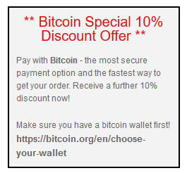 Inhoursepharmacy.vu Bitcoin 10% Offer