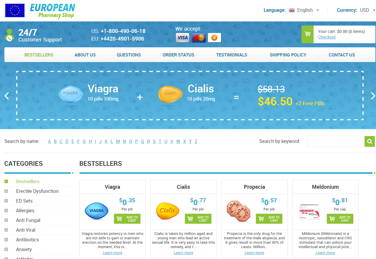 Healthcare-24x7.com Main Page