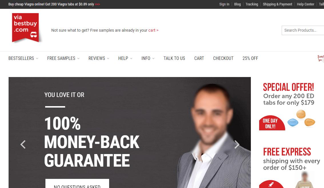 Viabestbuy.com Main Page