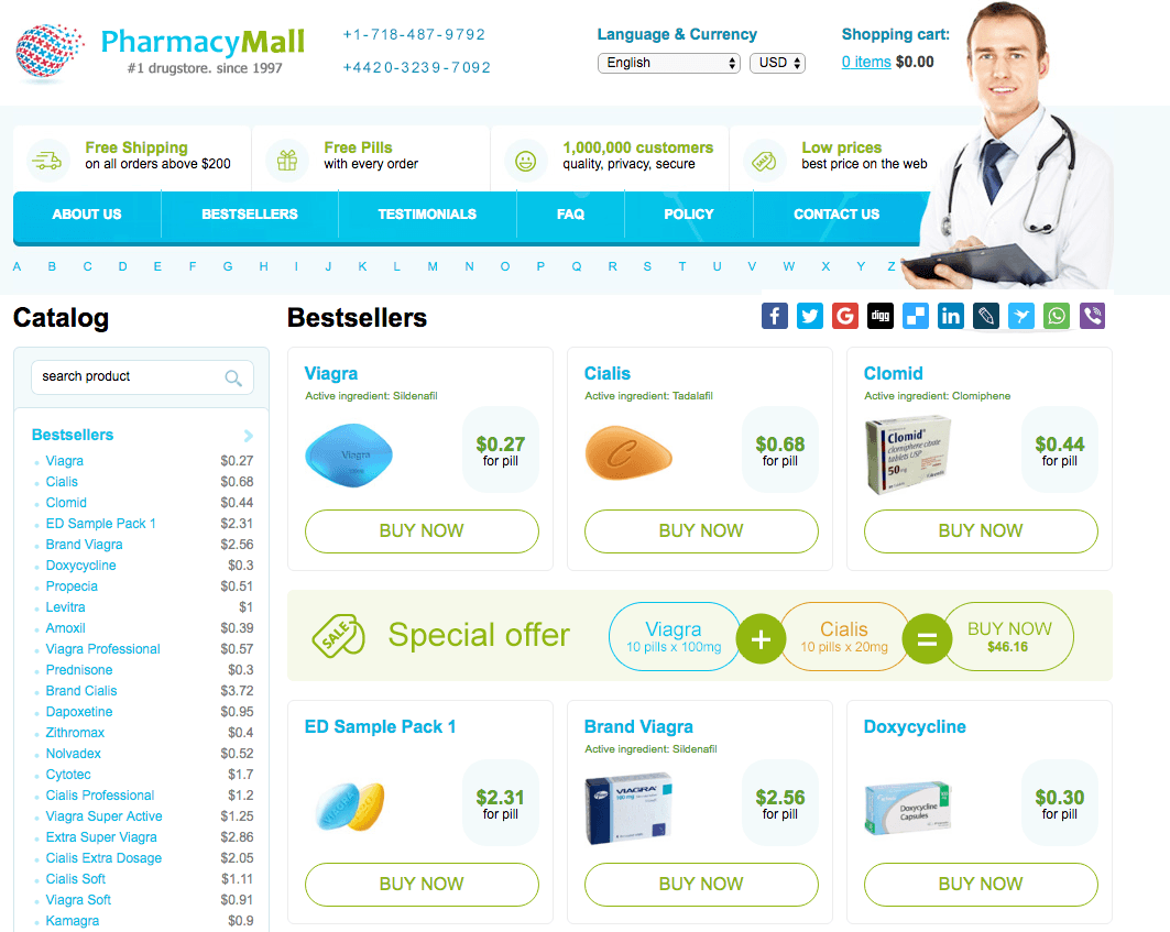 www.PharmacyMall.net