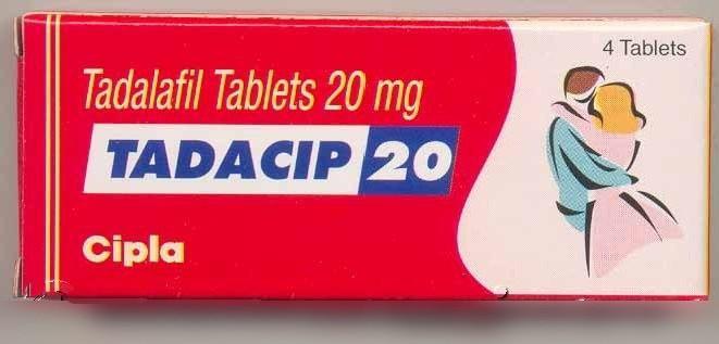 Tadacip Package