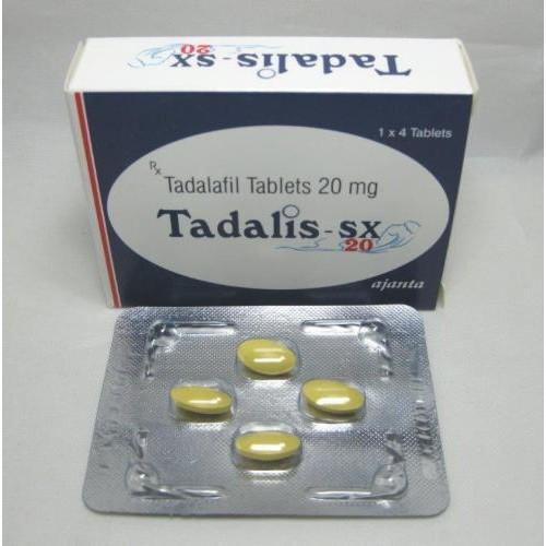 Tadalis SX Pack