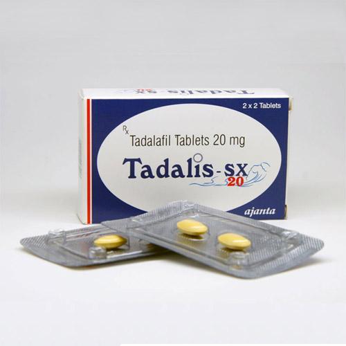 Tadalis SX 20mg Tablets