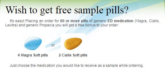 Indian-pharma-online.com Free Sample Pills