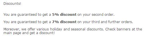 Texaschemist.com Discounts