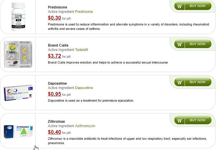 Online Pills Bestsellers