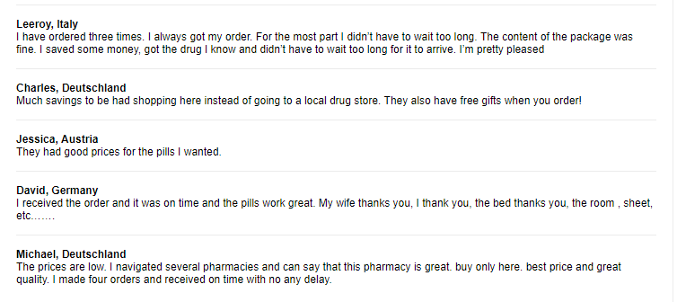Online RX Reviews